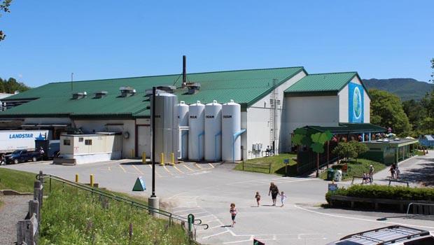 Ben Jerrys Factory