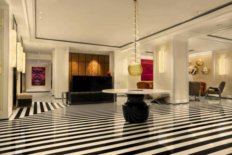 The Mark Hotel penthouse suite is the most expensive in the world
