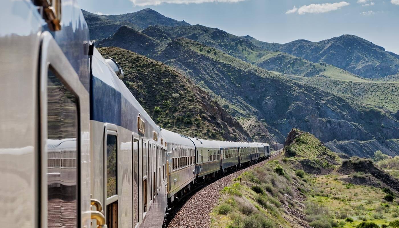 Golden Eagle Luxury Trains