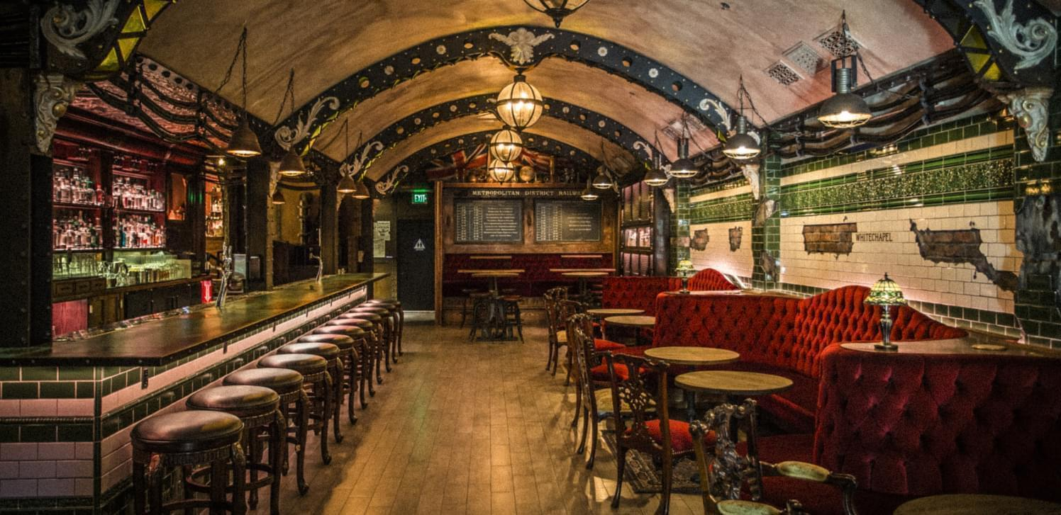 Whitechapel Gin Bar