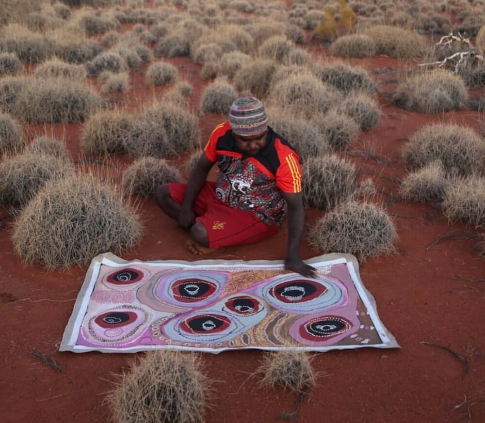 Corban Clause Williams © Supplied/Aboriginal Contemporary