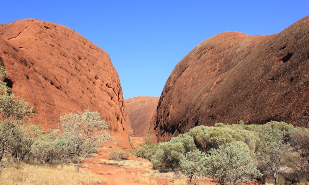 Kata Tjuta, Northern Territory © Supplied/Aboriginal Contemporary