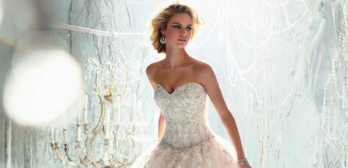 Mori Lee: For the feminine bride to be Signature Luxury