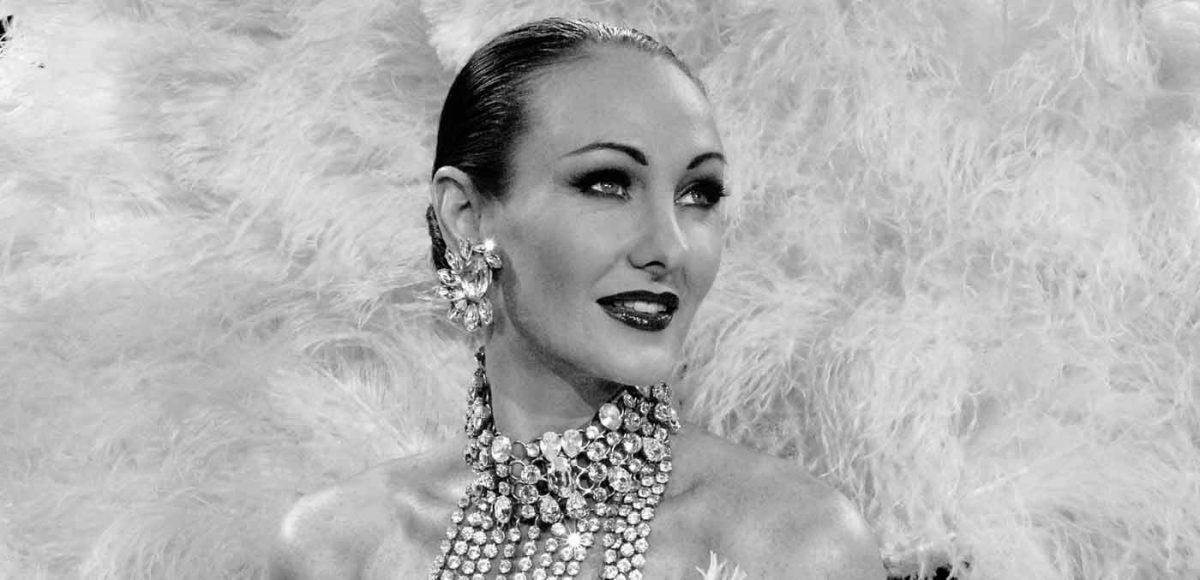 Shay Stafford, showgirl, Moulin Rouge