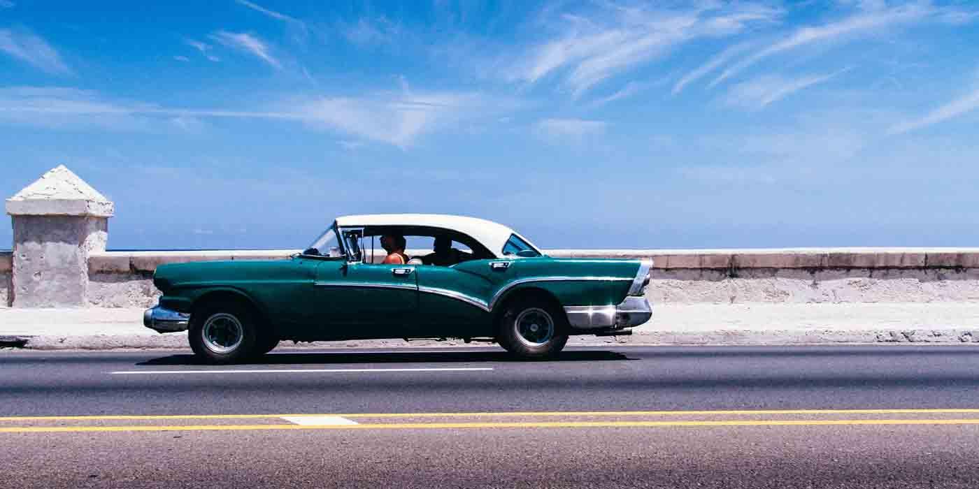 Cuba, classic cars