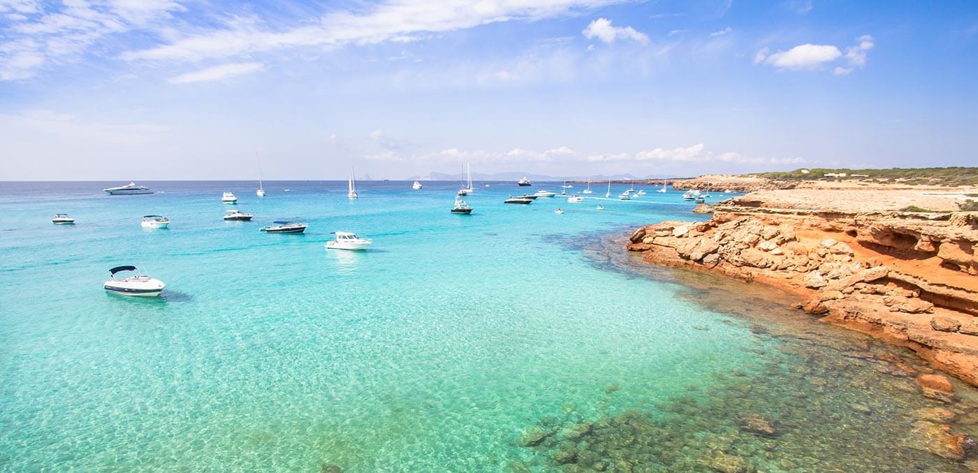 Cala Saona Beach, Formentera
