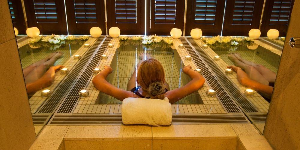 Luxury spa Millbrook