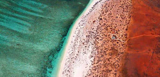 Cape Range National Park Desert and Sea