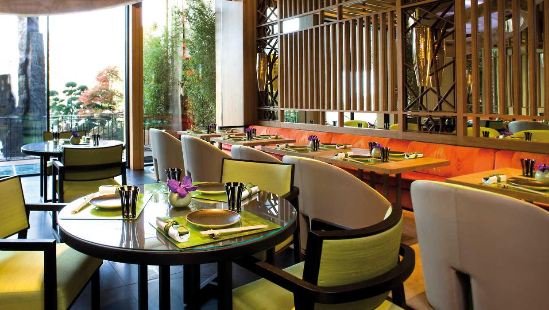 Yoshi, Michelin-starred dining establishment