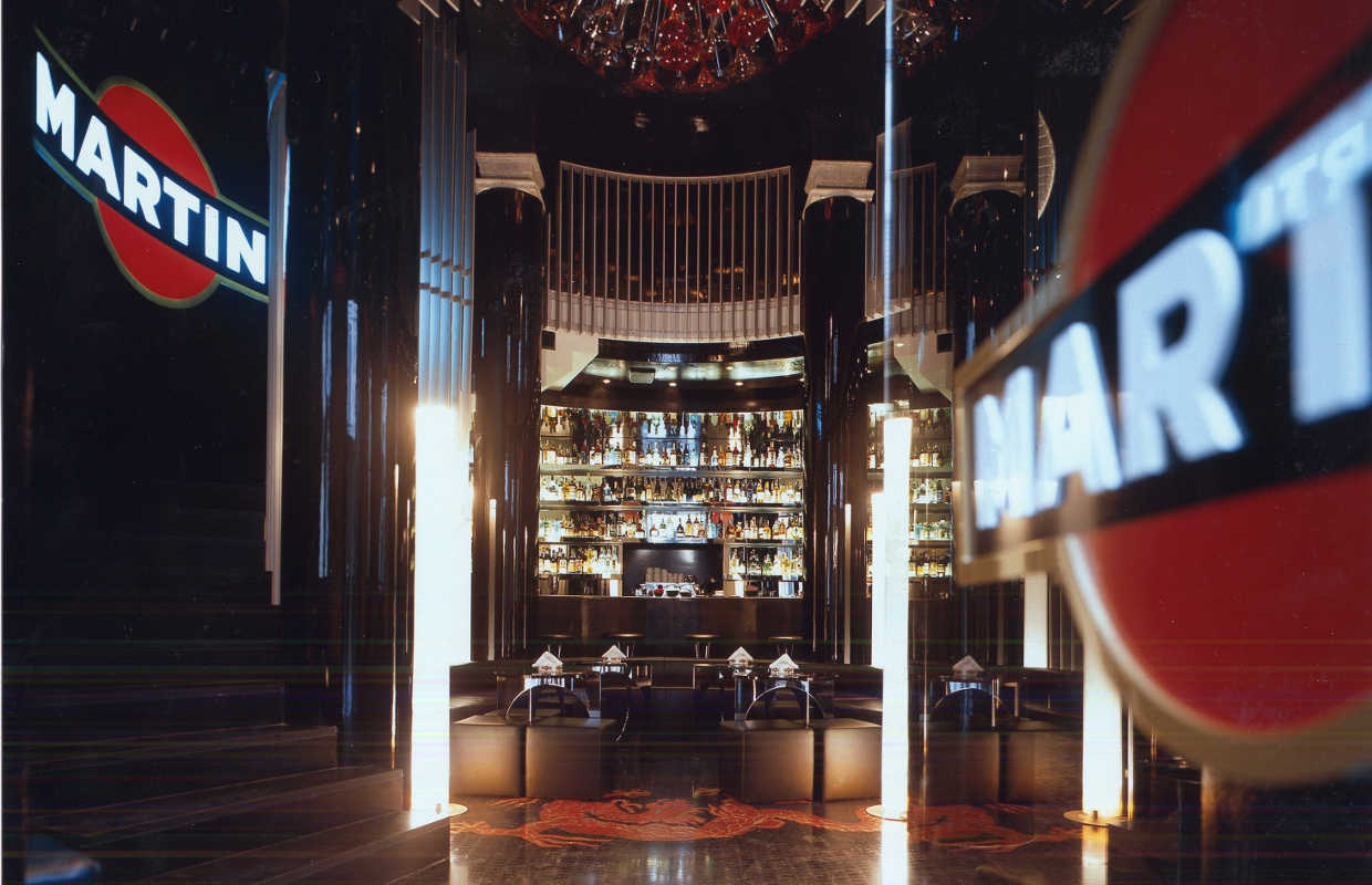 Best of bars and dining milan signature luxury travel for Best clubs in milan