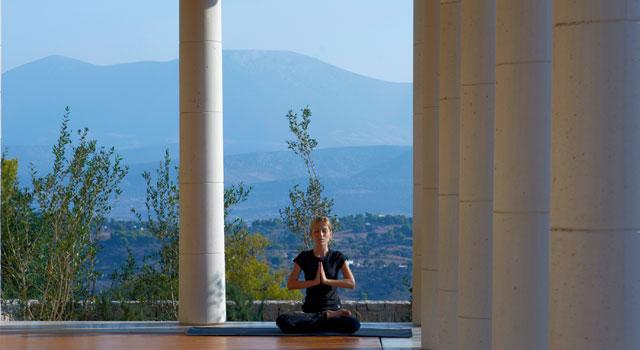 Amanzoe-Aman-Spa---Yoga-Pavilion