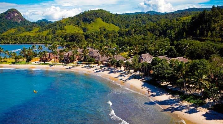 Nanuku Auberge Resort Beach