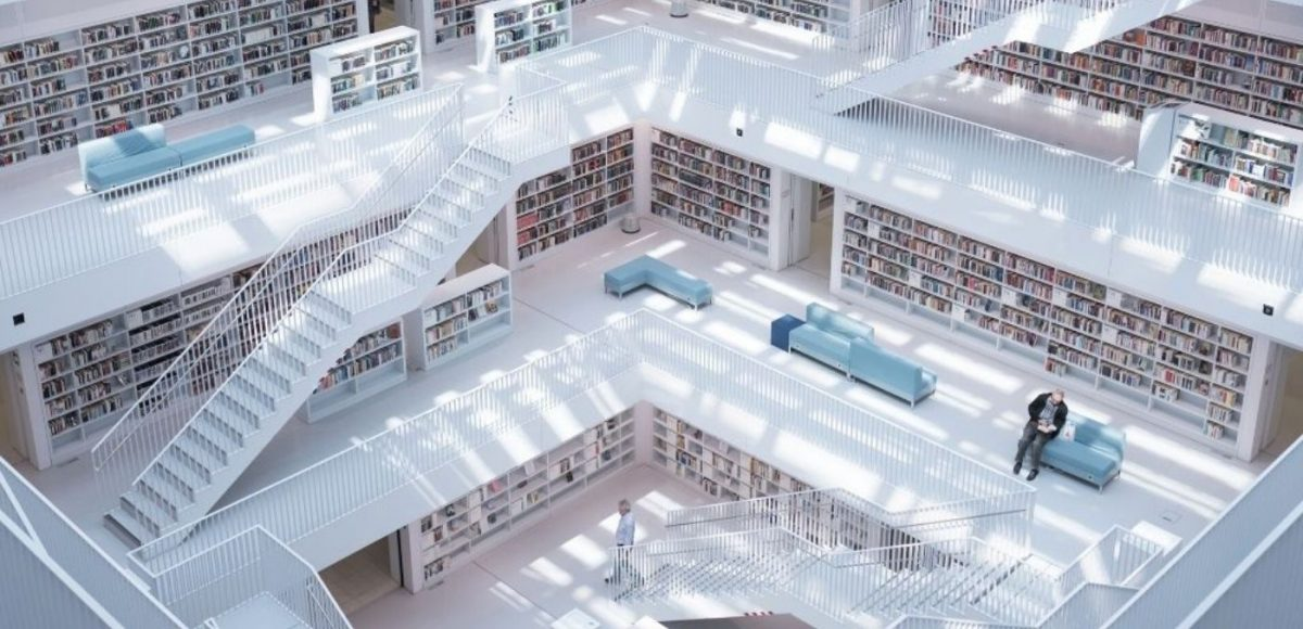 Most beautiful libraries