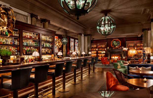 best library bars