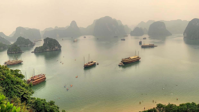 Vietnam---Halong-Bay