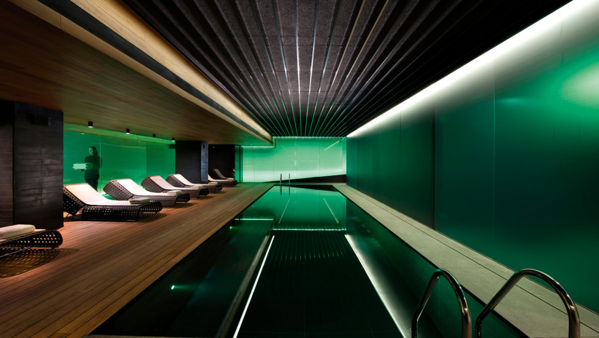 A look into The Spa at Mandarin Oriental, Barcelona