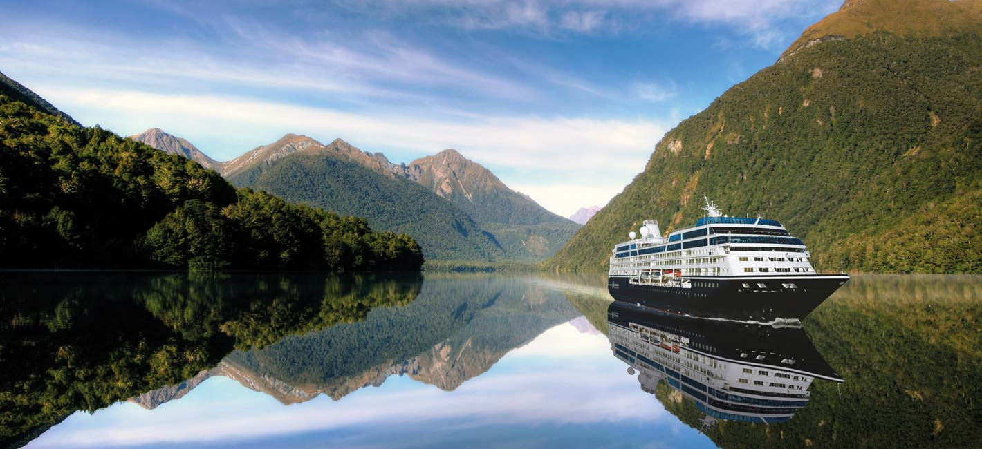 Cruising New Zealand travel bubble