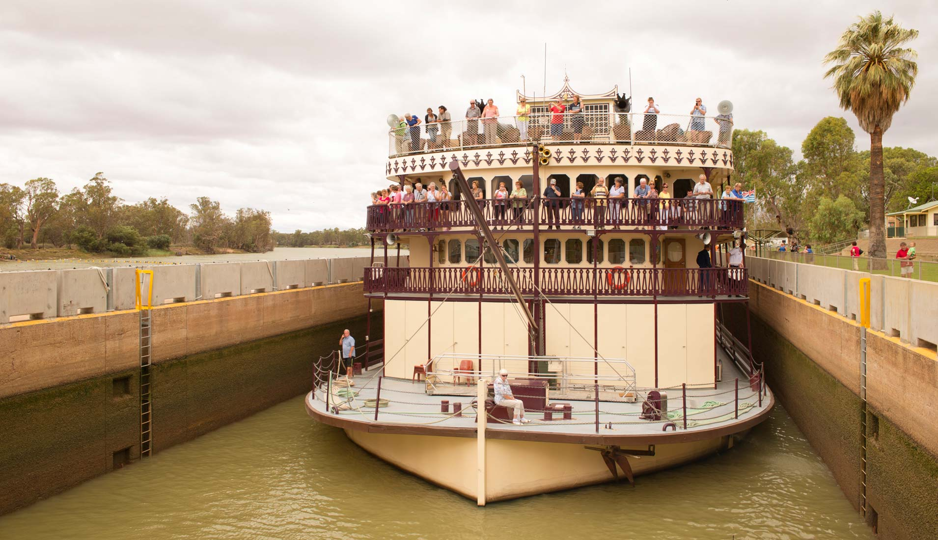 3 night murray river cruise captain cook cruises - HD 1910×1100