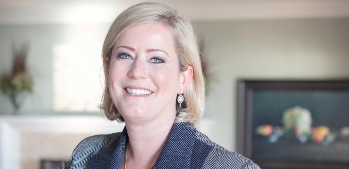 Lindsey Ueberroth, President & CEO of Preferred Hotels & Resorts