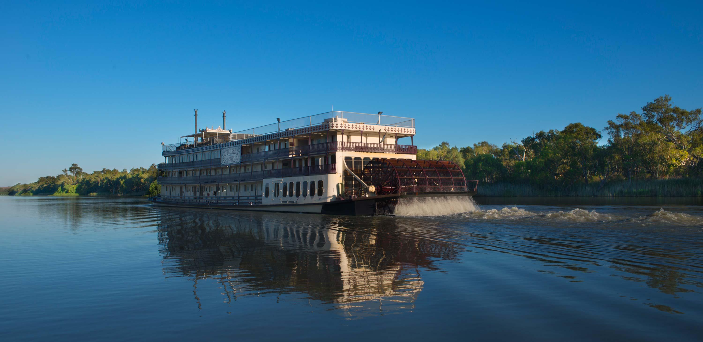 4 night murray river cruise captain cook cruises - HD1600×900