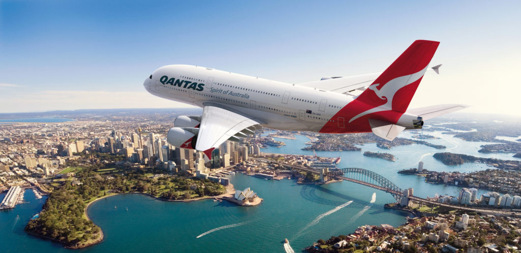 Steve Hui Points Whisperer iFLYflat Qantas Airbus A380