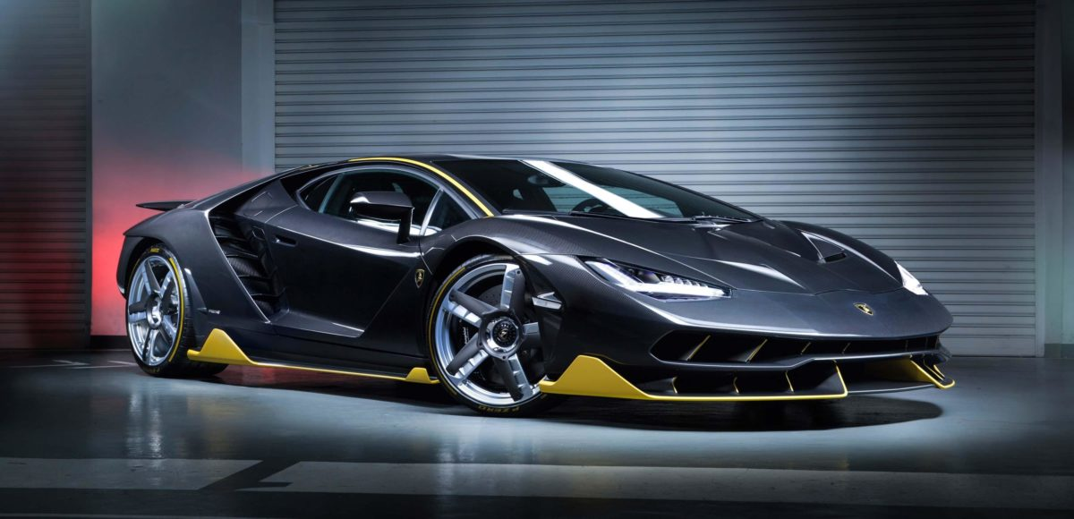 The First Lamborghini Centenario Coupe In Asia Pacific Is Delivered