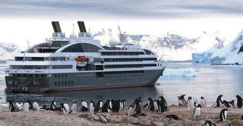 Antarctica with Tauck