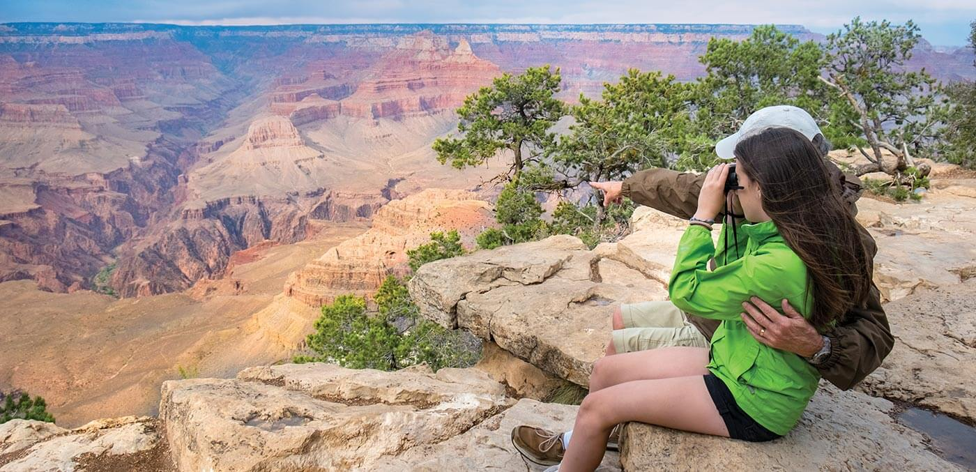 Visit the Grand Canyon with Tauck