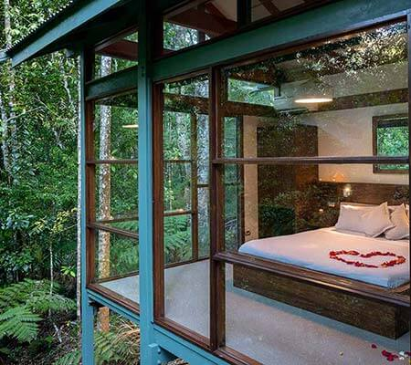 Creekside Spa Cabins