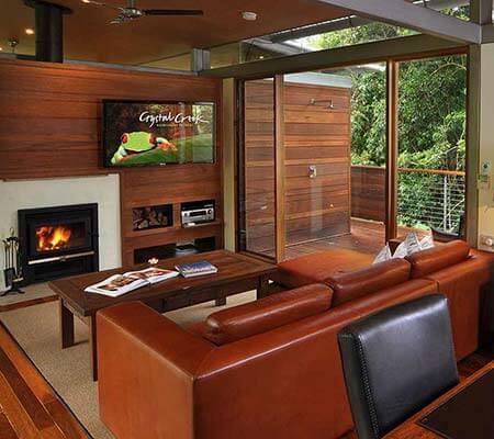 Glass Terrace Bungalows