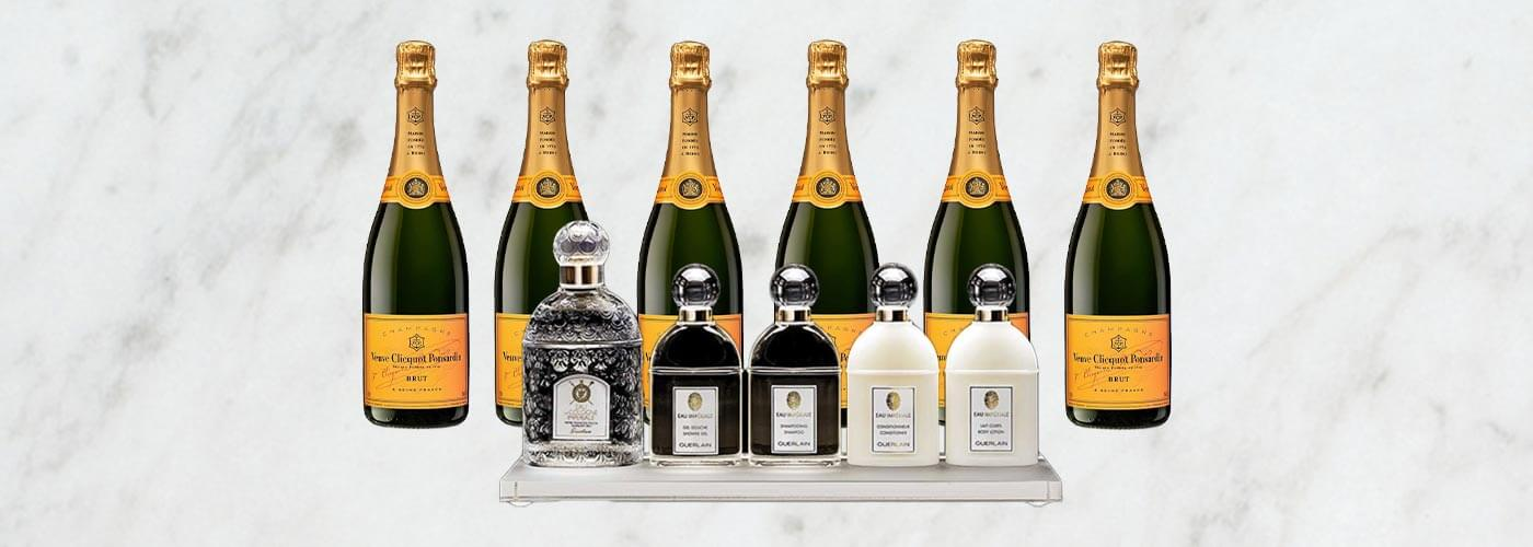 Veuve Clicquot Champagne gift pack