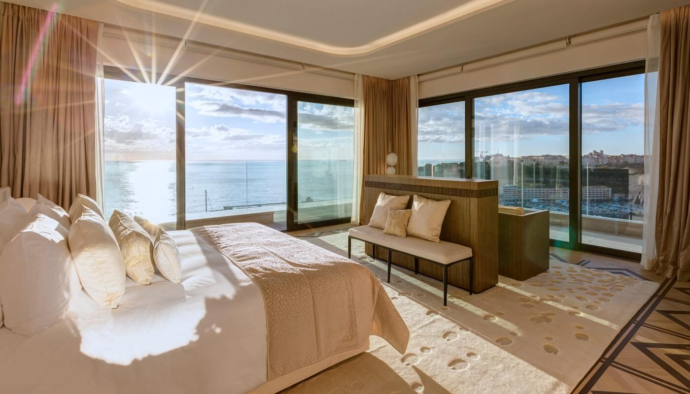 Hotel de Paris unveils an extraordinary Suite entirely dedicated to Princess Grace
