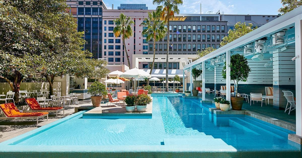 Ivy Pool Club, Sydney CBD