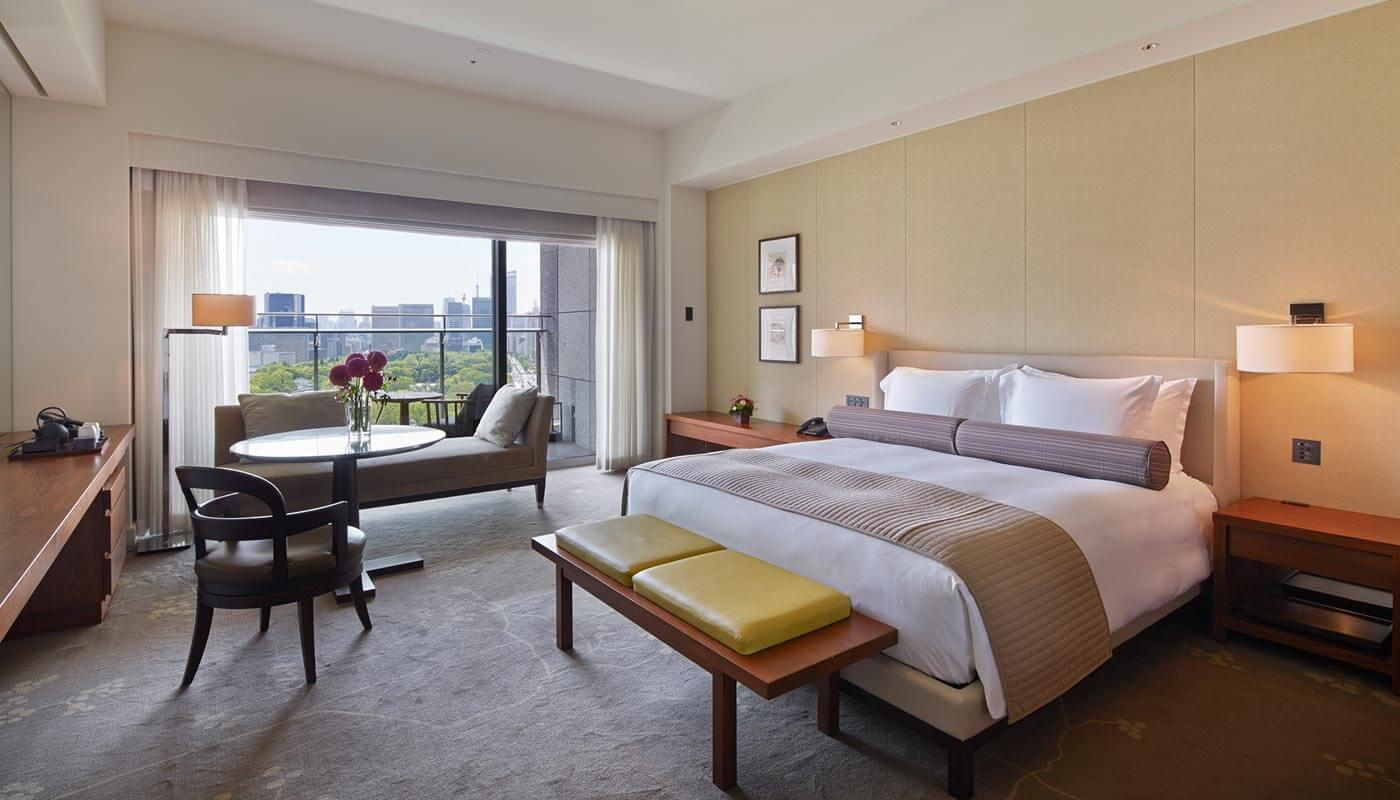 Palace Hotel Tokyo hotel review