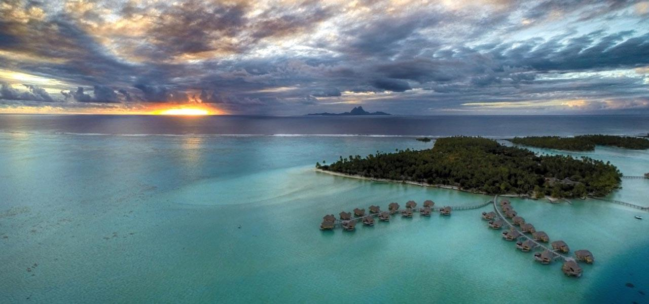 Le Taha'a Island Resort & Spa, Tahiti