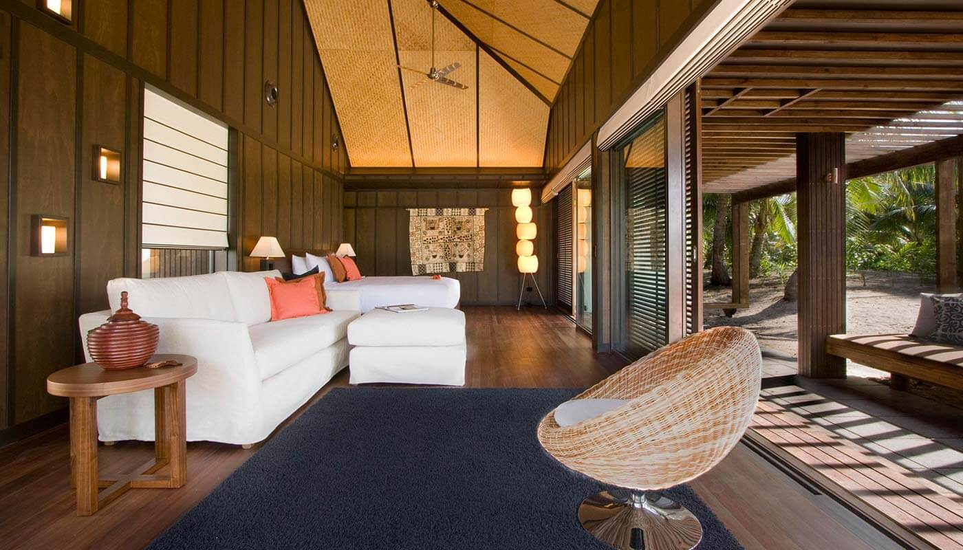 The Residence Pavillion at Vomo Island Resort