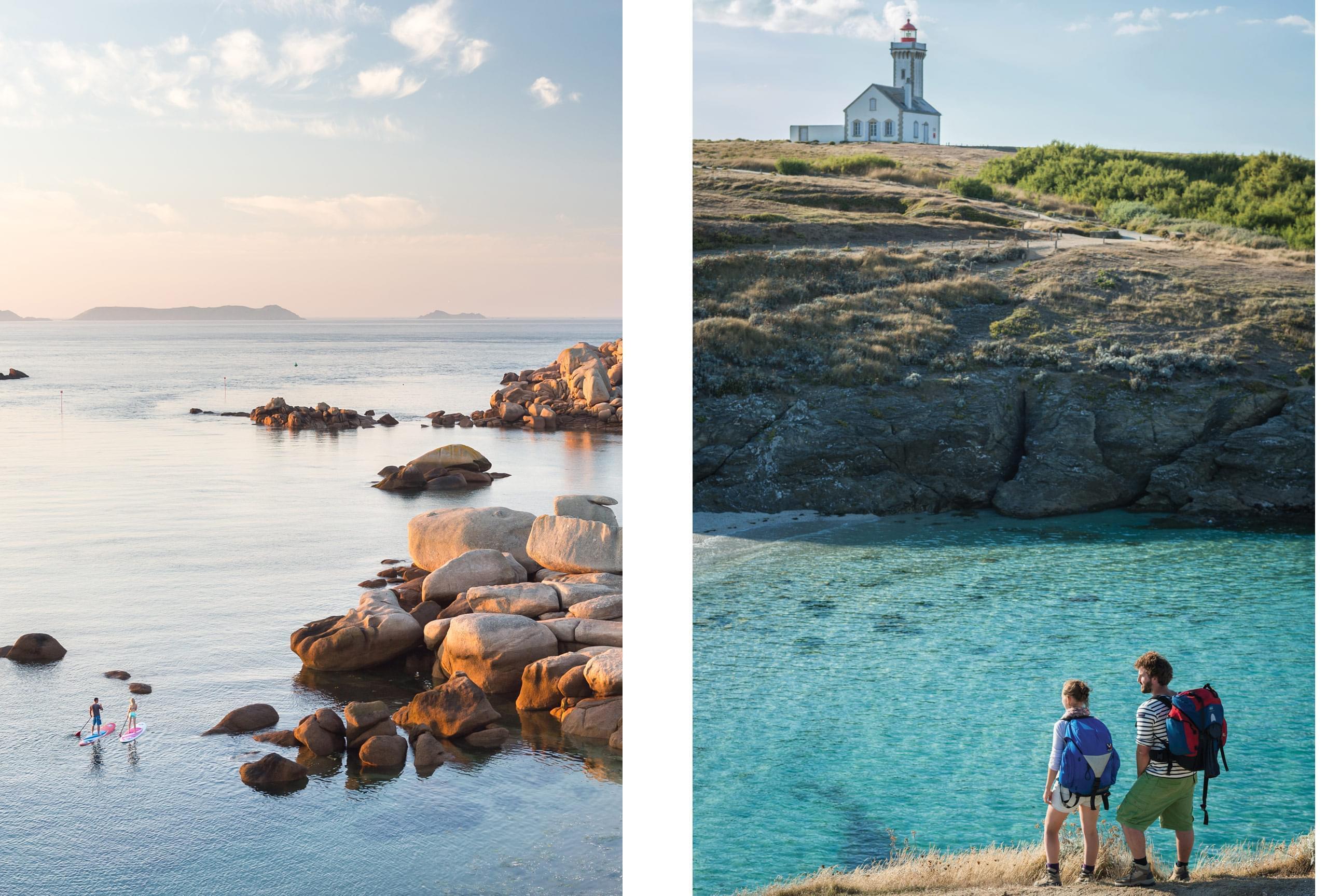 Belle-île-en-Mer & Granit Coast