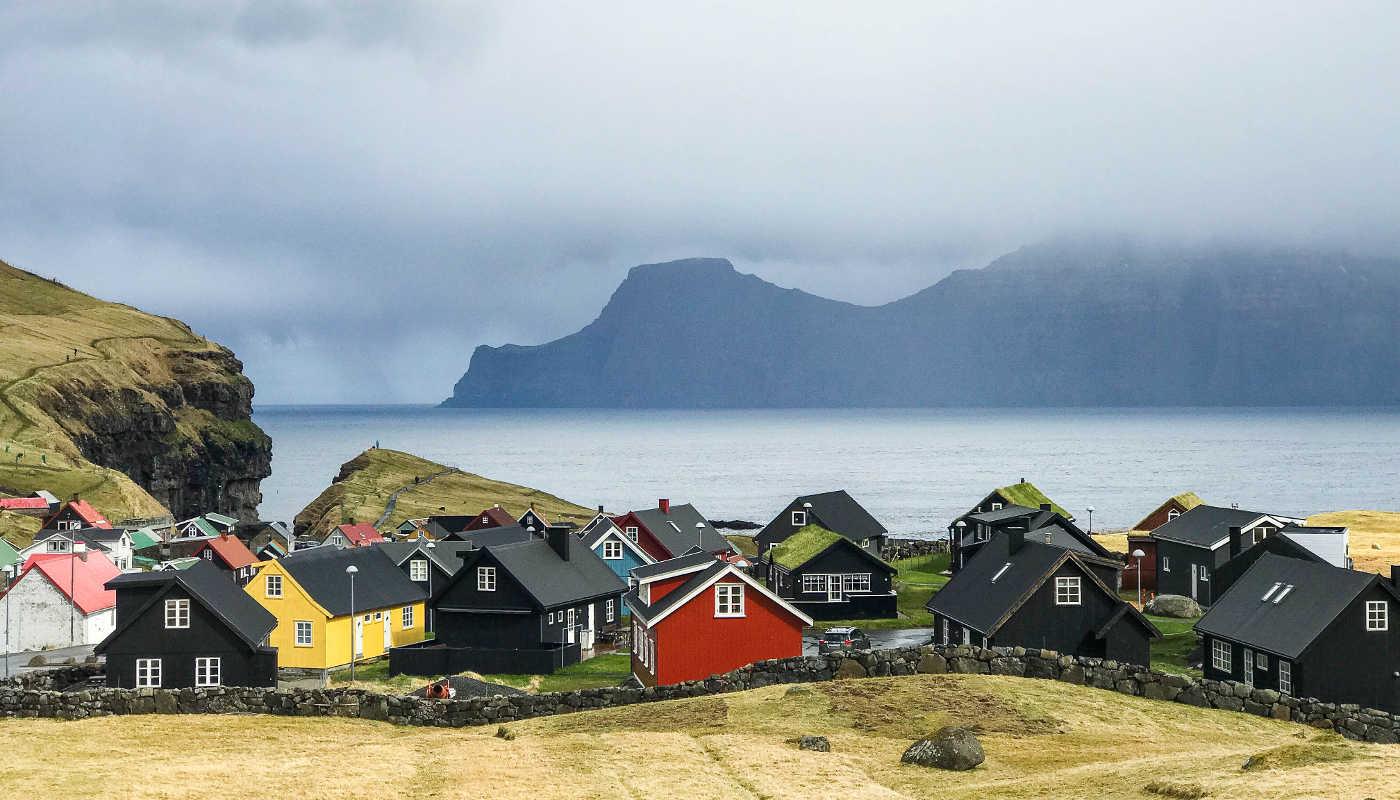 village faroe islands