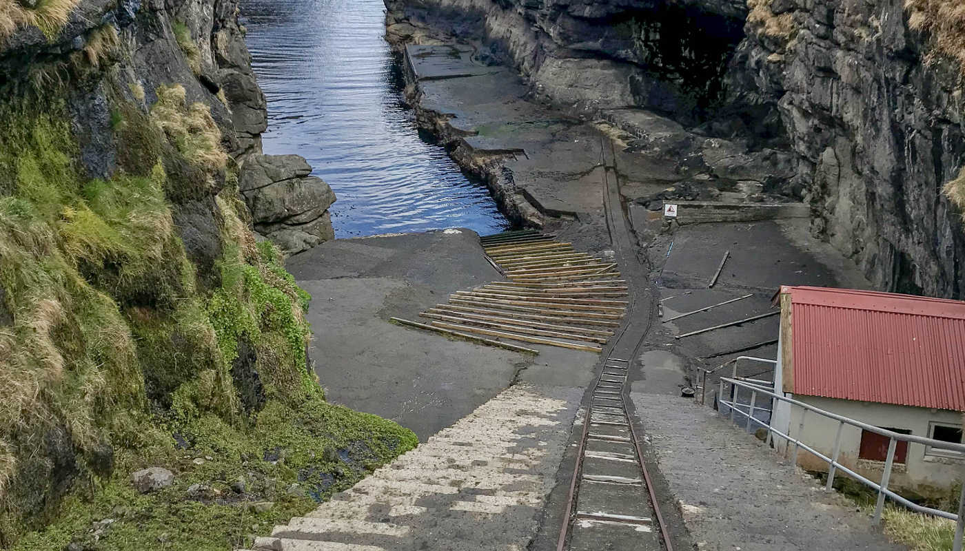 gorge faroe islands
