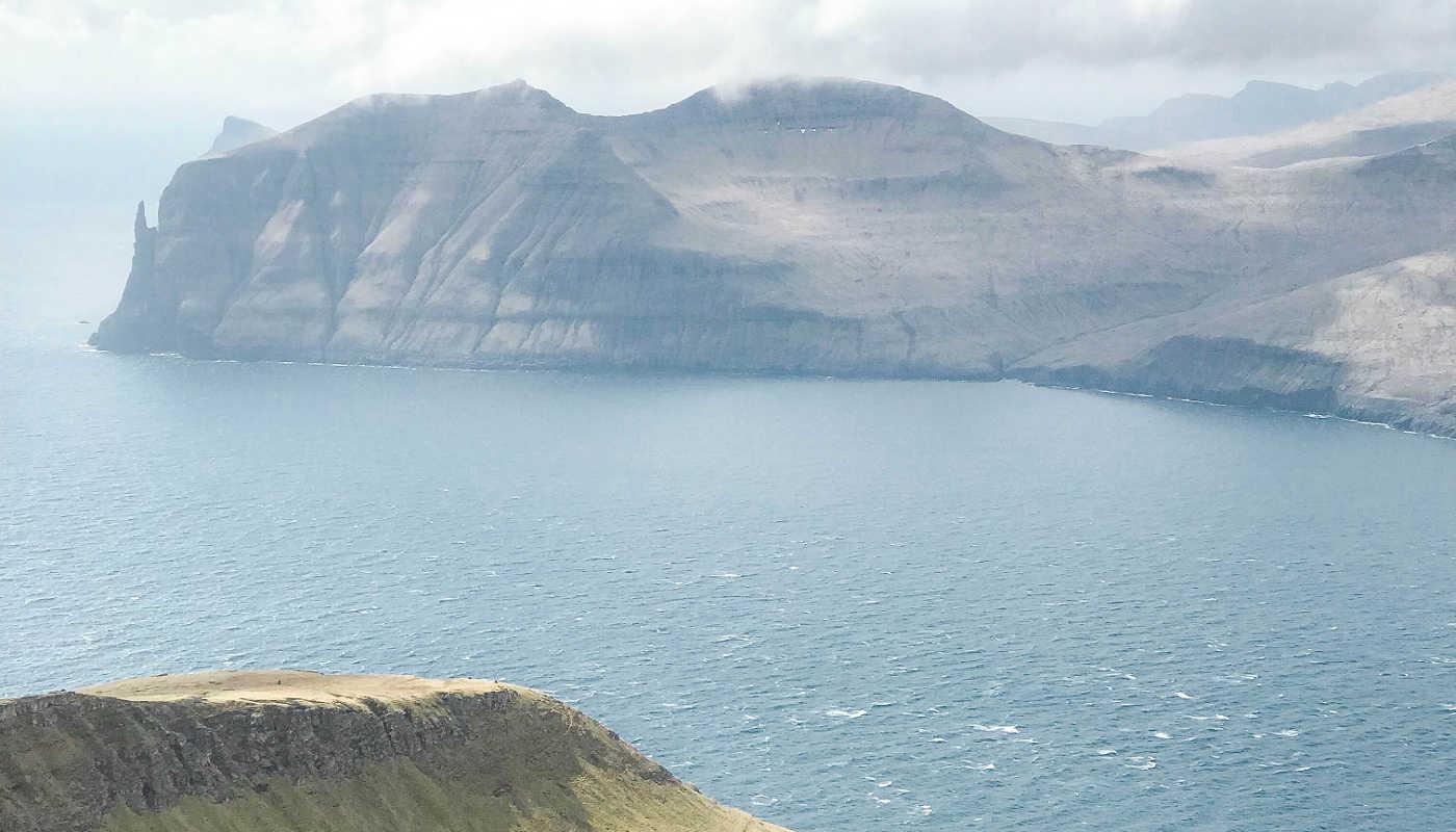 dramatic faroe islands