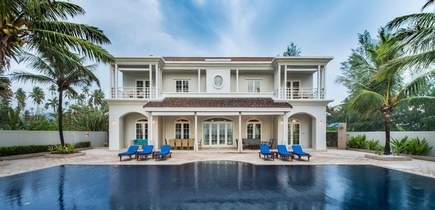 Aleenta Phuket Grand Villa Satis
