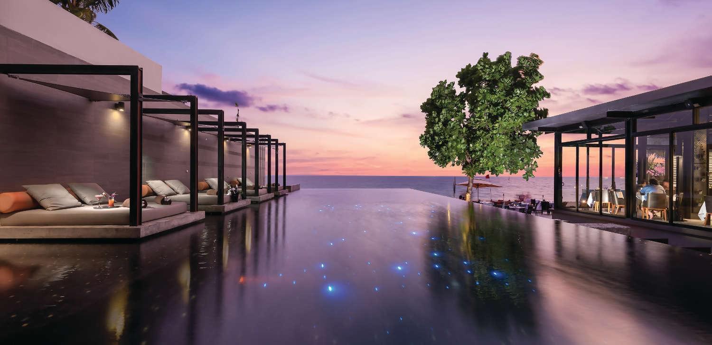 Aleenta Phuket Main Pool