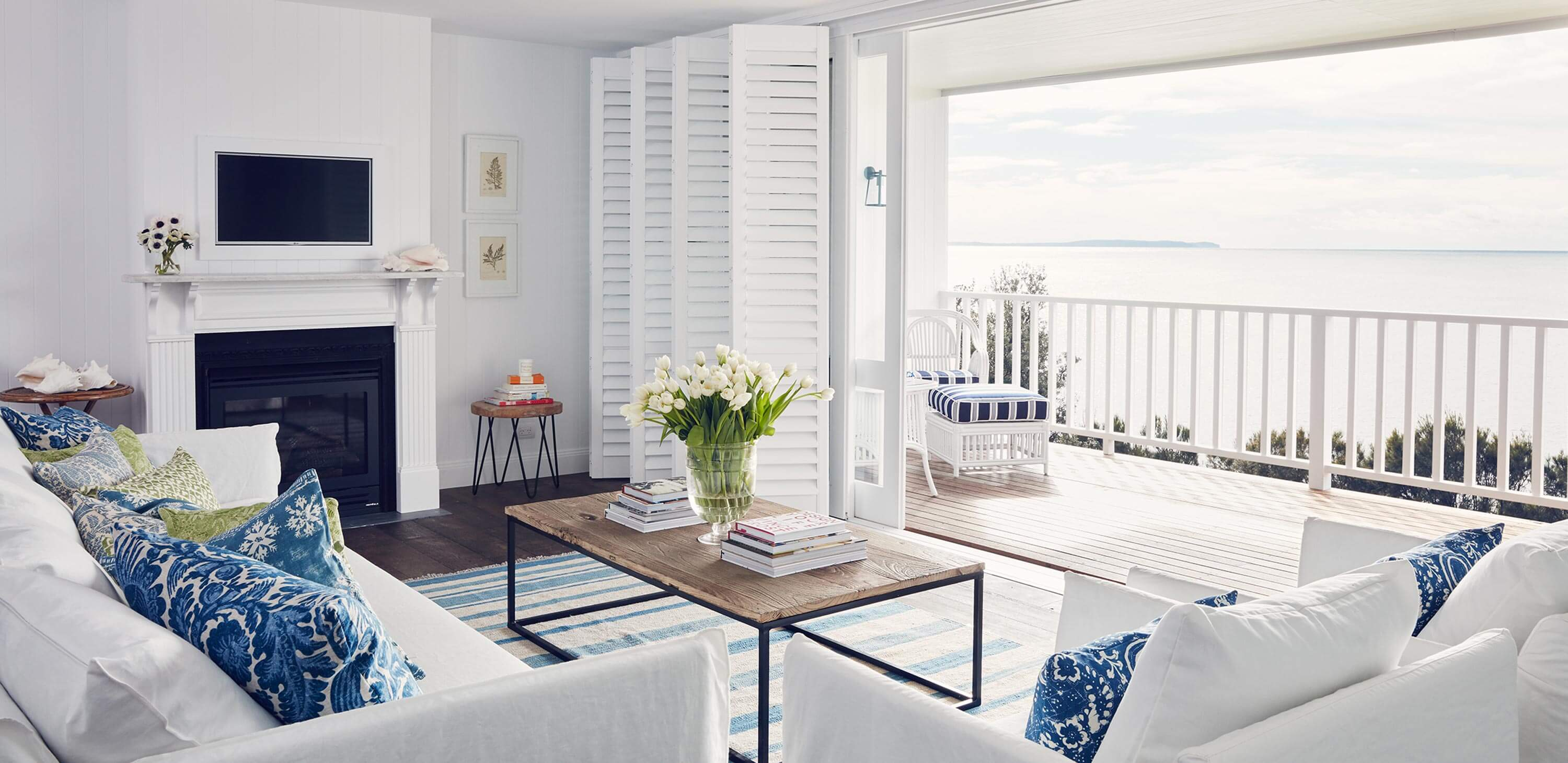 Bannisters by the Sea, Collette Dinnigan penthouse