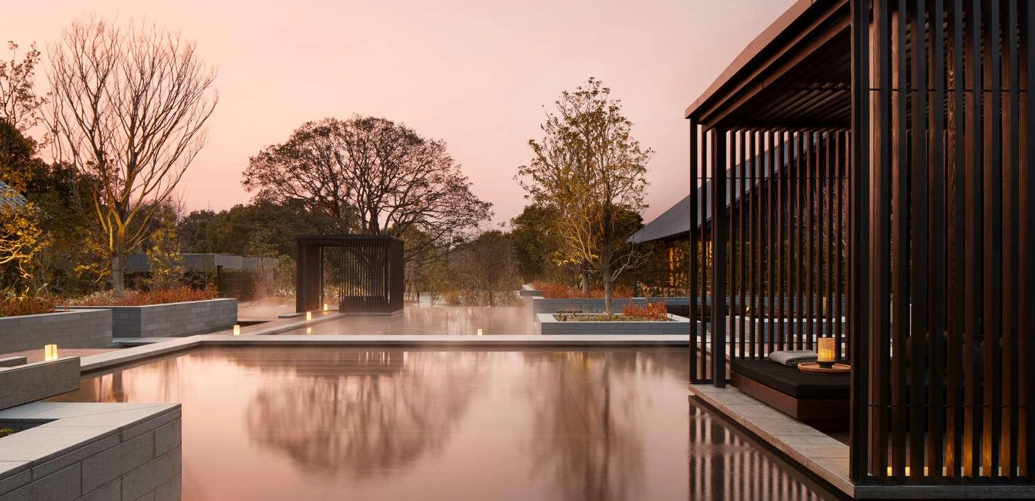These 6 Japanese spas are giving tradition a luxe twist