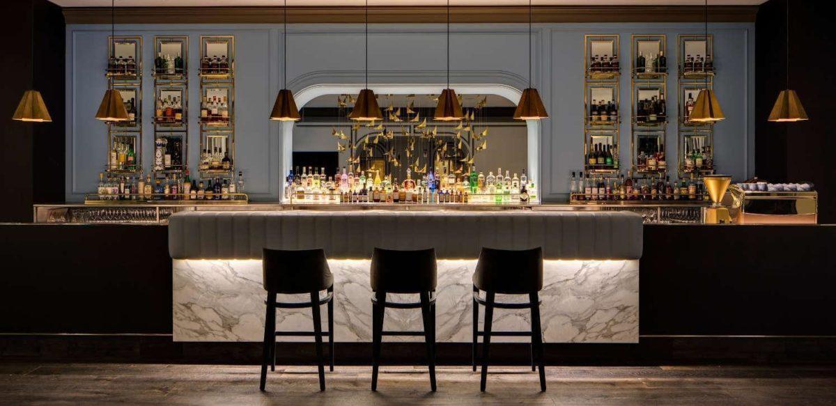 World's best gin bars: Stillery, InterContinental Double Bay