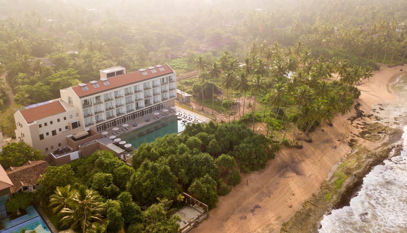 The Habitat, Sri Lanka