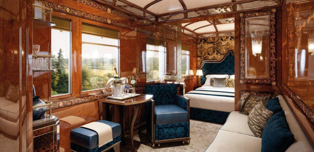 Venice Simplon-Orient Express Suites