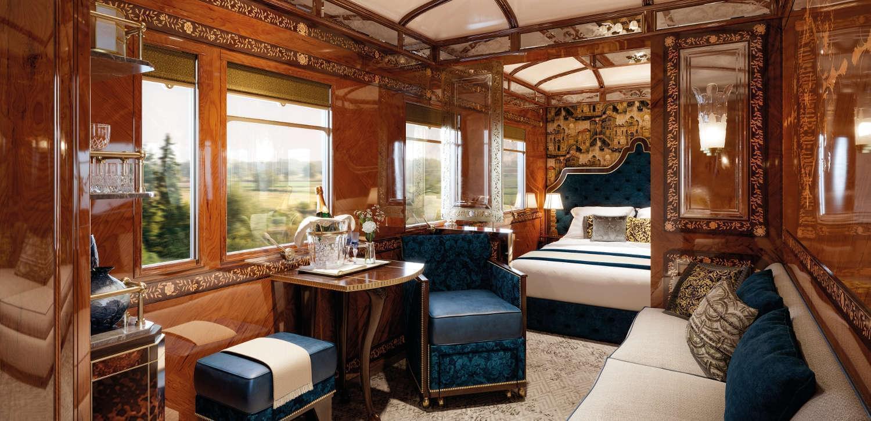Venice Simplon-Orient-Express Suites