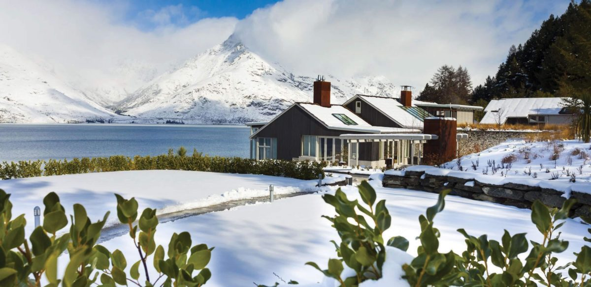A New Zealand getaway to Matakauri Lodge
