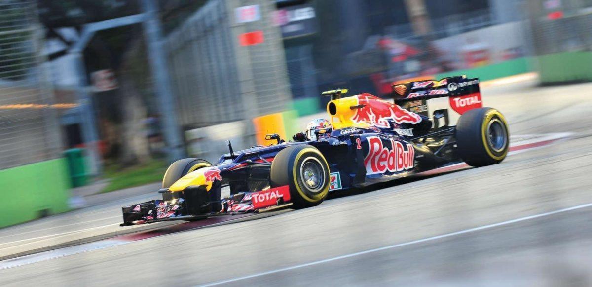 rewarding top performers: racing